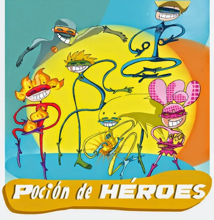 """Proyecto """"Poción de Héroes"""""""